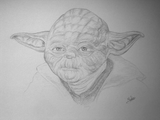 Yoda par portraits77